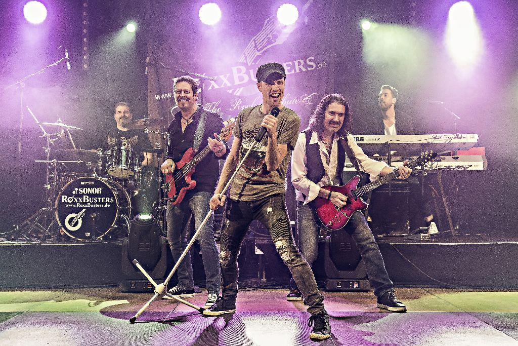 RoxxBusters  Rock & Pop