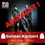 "GEISTER KONZERT - ""mit NIGHT FEVER - The Very Best Of The BEE GEES"""