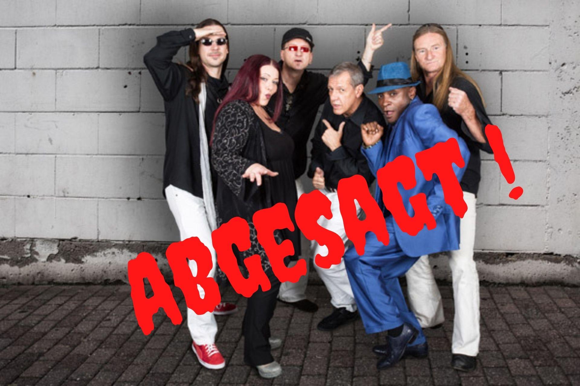 ABGESAGT / The Gypsys - feat. Keith Sander NEU
