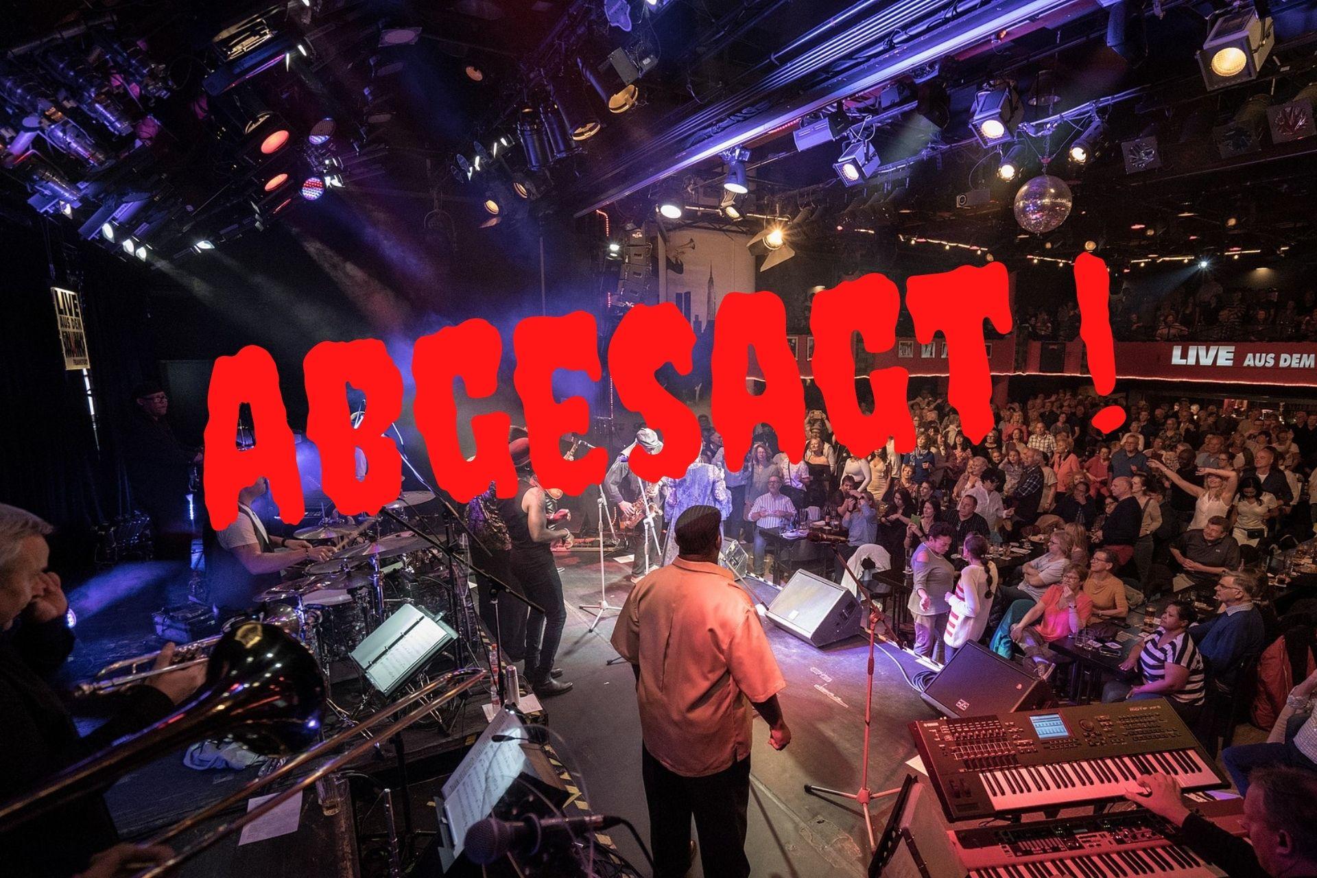 ABGESAGT / Spirit of Soul - The Finest Of Black Music NEU