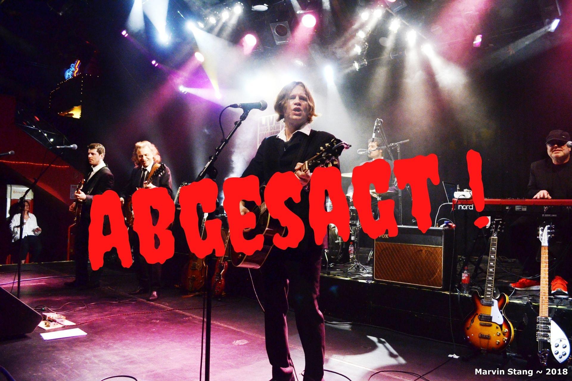 ABGESAGT / Beatles Revival Band NEU