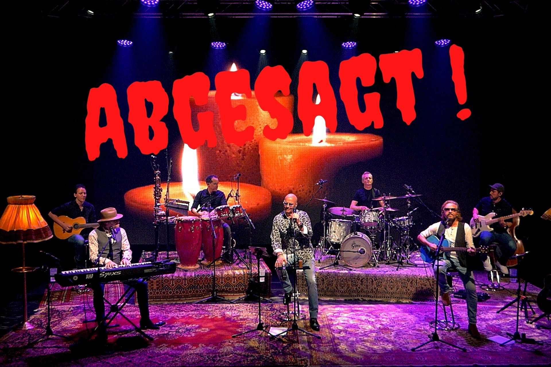 ABGESAGT / Night Fever ACOUSTIC Konzert - Unplugged NEU