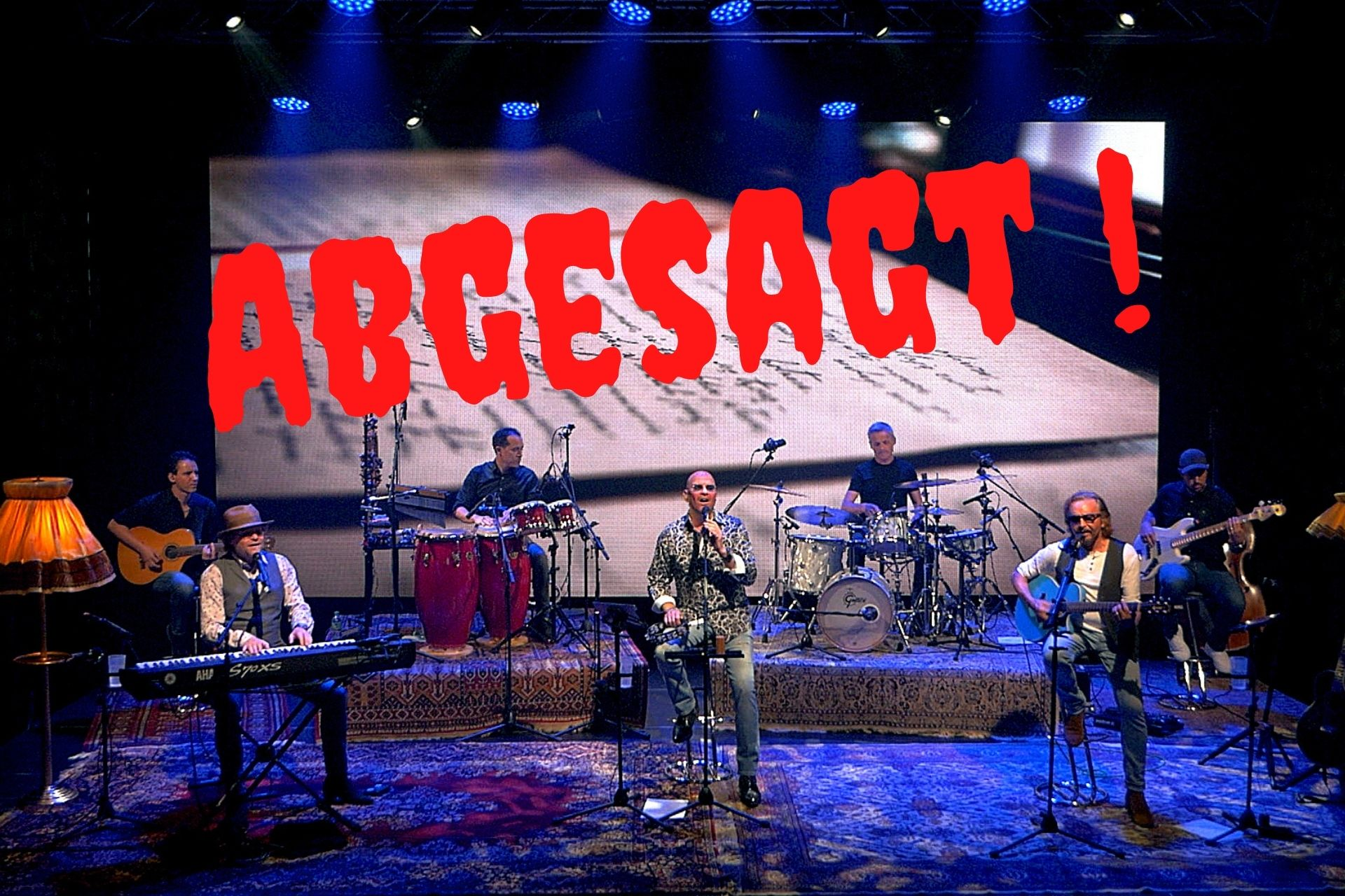 ABGESAGT / Night Fever ACOUSTIC Konzert - Unplugged NEU